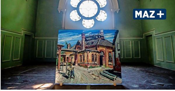 Christopher Lehmpfuhls Sicht auf das Sanatorium Beelitz-Heilstätten