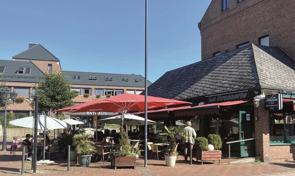 Der Brasserie am Alten Rathaus droht der Abriss - Heidekreis - Walsroder Zeitung