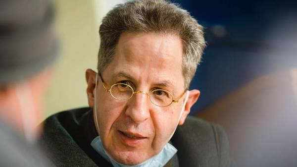 CDU-Wahlkampftief: Hans-Georg Maaßen macht Karin Prien für schlechte Umfragewerte verantworlich