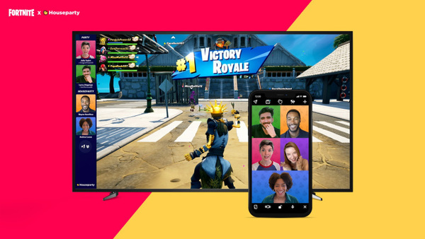 Epic Games to shut down Houseparty in October, including the video chat 'Fortnite Mode' feature