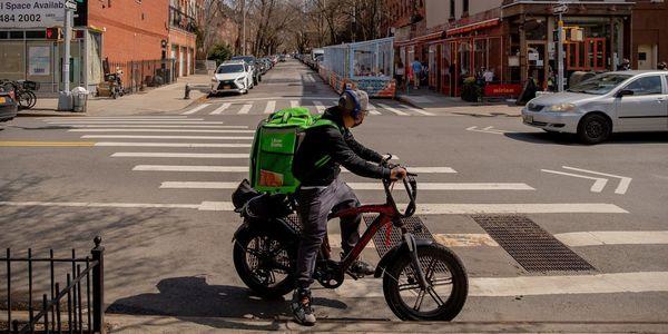 Grubhub, DoorDash, Uber Eats Sue New York City Over Fee Caps