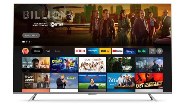 Amazon Unveils First of Its Own Smart TVs, Will Bring TikTok to Fire TV in U.S. and Canada