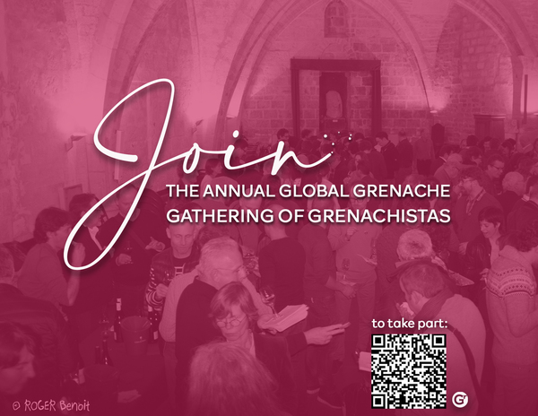International Grenache Day is a Week Away--Friday September 17th 2021