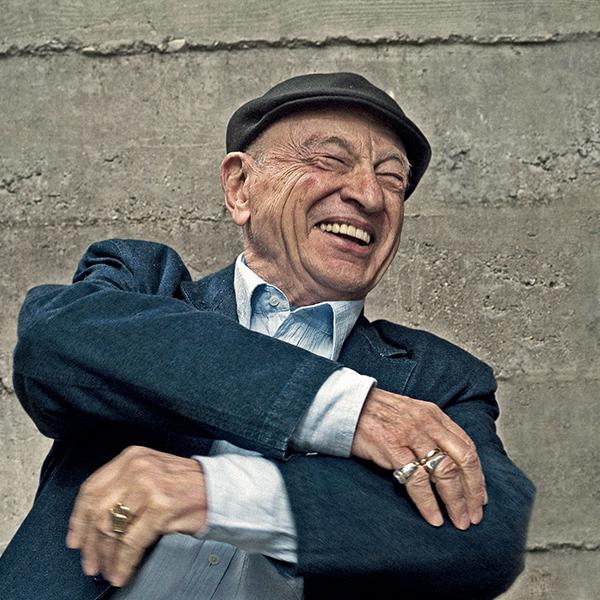 Edgar Morin - Phto Festival d'Avignon