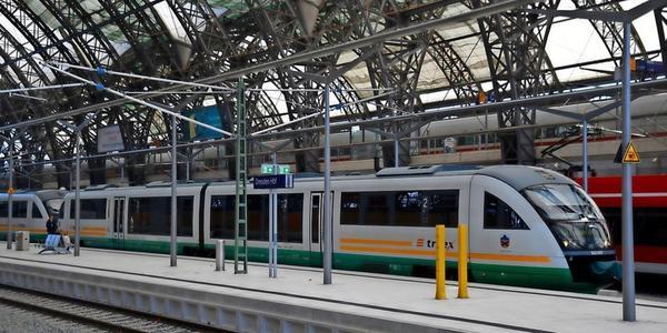 Länderbahn Trilex fährt in Dresden und Ostsachsen wieder nach normalen Fahrplan