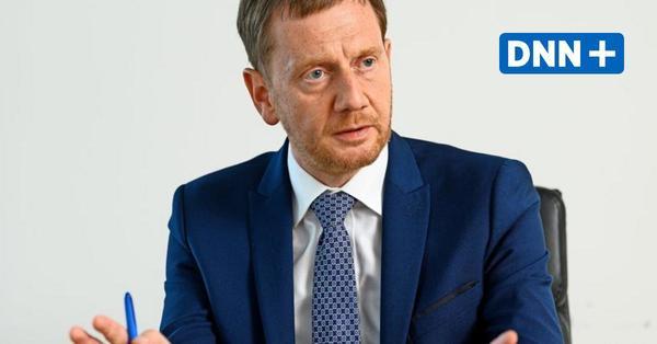 Sachsens Ministerpräsident Kretschmer: Habe Morddrohung erhalten