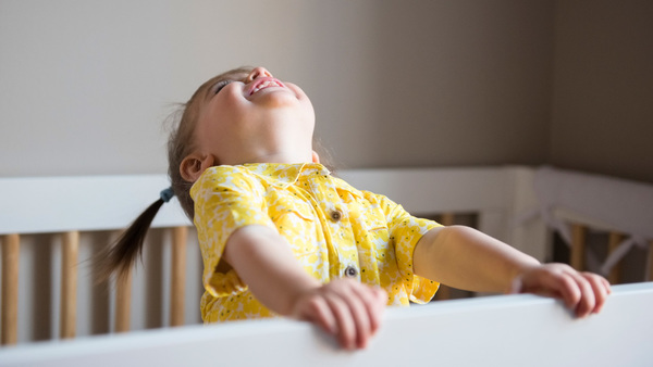 Infants may laugh like some apes in their first months of life | Science News