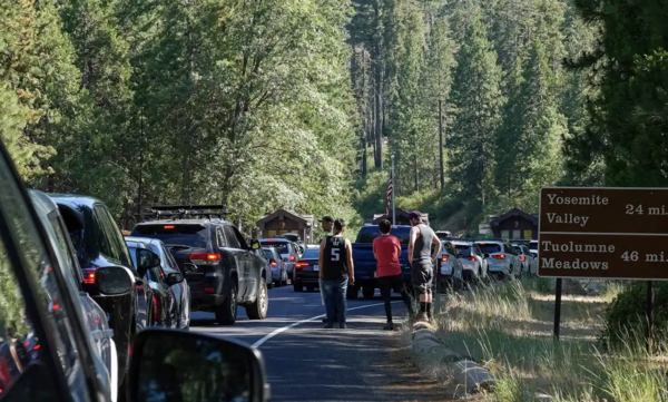 'It's not sustainable': Overcrowding is changing the soul of U.S. national parks