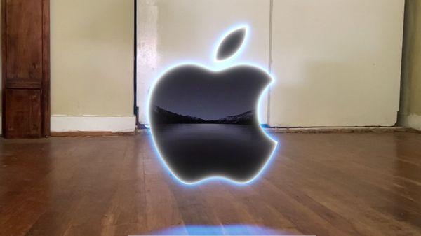 How to see the AR Easter egg hidden in Apple's September 14 event invite