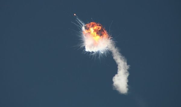 Space Continues to be Hard. Firefly's Alpha Rocket Detonates Shortly After Launch