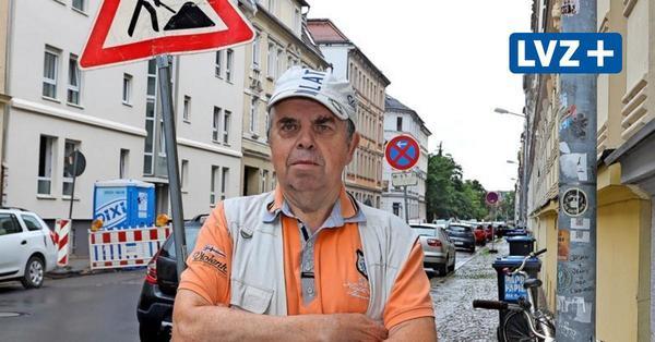 Sinnlose Halteverbote: Engpässe beim Beräumen von Baustellen in Leipzig