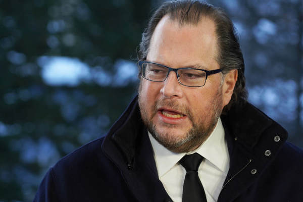 Salesforce offers to relocate employees and their families after Texas abortion law goes into effect