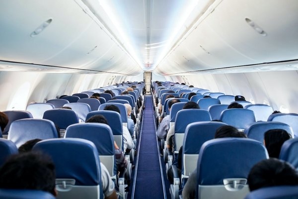 Mayo Clinic Study Shows Pre-Flight Testing Dramatically Decreases COVID Infections On Planes