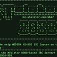 IRC Server For MS-DOS