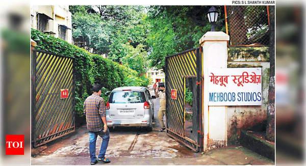 Will Bandra lose its Mehboob? | Mumbai News - Times of India