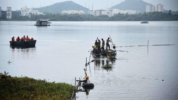 Mumbai boy wins award for his project to save Powai lake