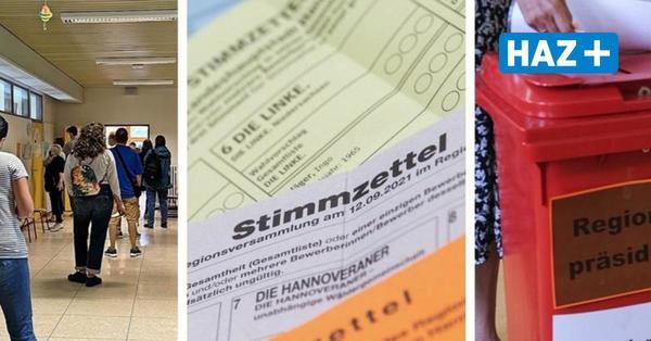Entwicklungen und Ergebnisse bei der Kommunalwahl in Hannover und Niedersachen: Der Liveticker zum Nachlesen