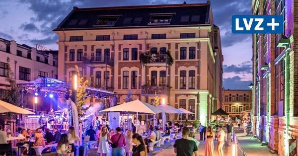 Hoffest zur Eröffnung: Bleichert-Werke in Gohlis sind fertig