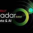 Free event: O'Reilly Radar: Data & AI