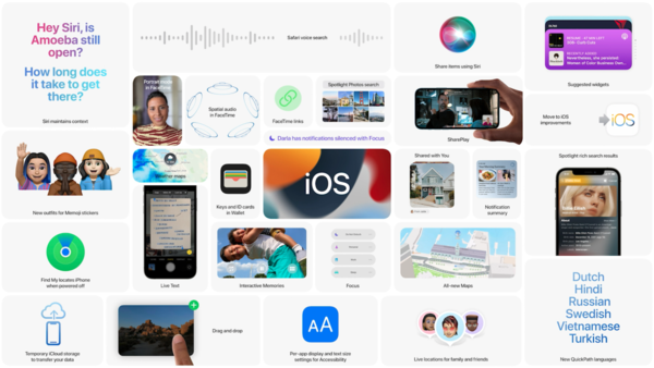 5 new features iOS 15 will bring to your iPhone next week