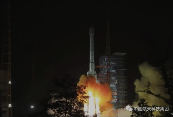 ChinaSat-9B Launch
