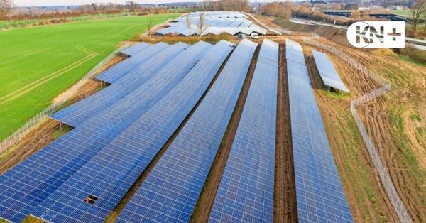 Fotovoltaik: Großes Interesse an Solar-Parks im Kreis Plön