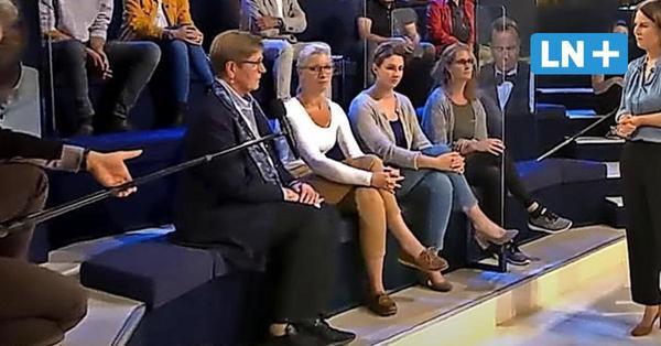ARD-Wahlarena: Was eine Frau aus Ratekau mit Annalena Baerbock erlebte