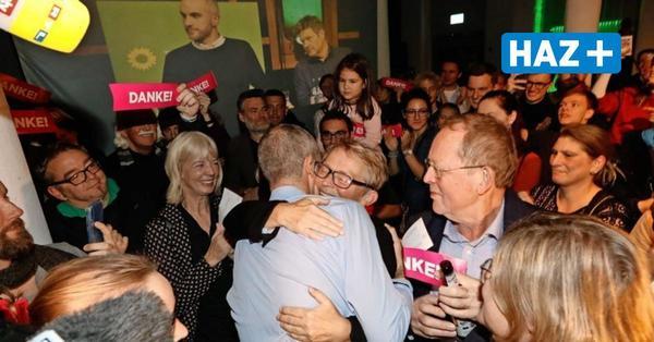 Grüne erstmals stärkste Kraft in der Landeshauptstadt – gibt es ein neues Bündnis mit der SPD?
