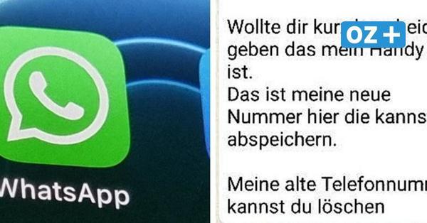 Polizei warnt vor Betrug per WhatsApp: Seniorin aus Vorpommern verliert 5000 Euro