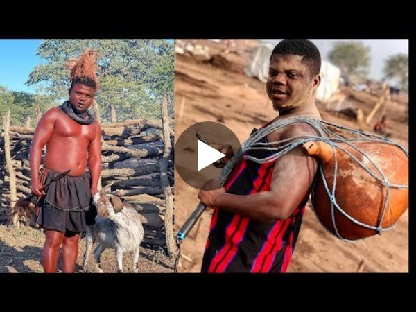 Talkertainment: Wode Maya talks about his time with tribe that gives wives to visitors