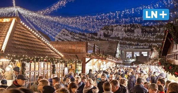 Lübecker Weihnachtsmarkt 2021 soll in gewohntem Umfang kommen