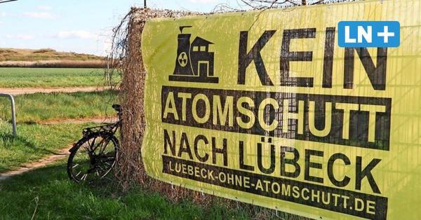 AKW-Bauschutt: Lübecks Widerspruch ist abgelehnt, jetzt kommt die Klage