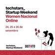 Techstars Startup Weekend Women Nacional Online