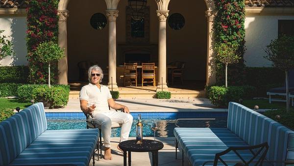 It's His Life: Jon Bon Jovi's World in Music, Charity and Wine