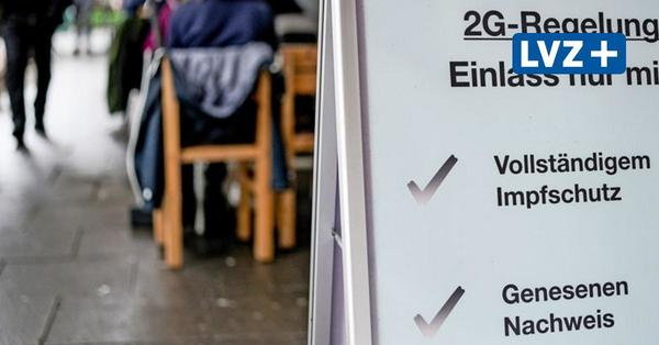 Corona-Regeln: Sachsen plant 2G-Option für Veranstaltungen und Gastro