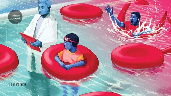 No adult left behind: bridge the health-care gap for sickle-cell disease