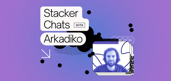 Philip De Smedt on Loans That Repay Themselves — Stacker Chats Recap and Transcript