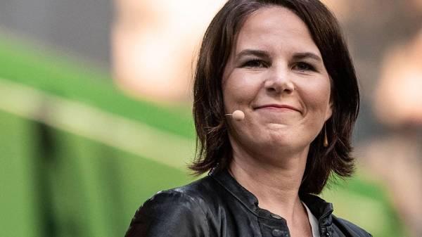 """Annalena Baerbock: Absage an Rot-Rot-Grün? Grünen-Kanzlerkandidatin sieht bei der Linken """"keine Regierungsgrundlage"""""""