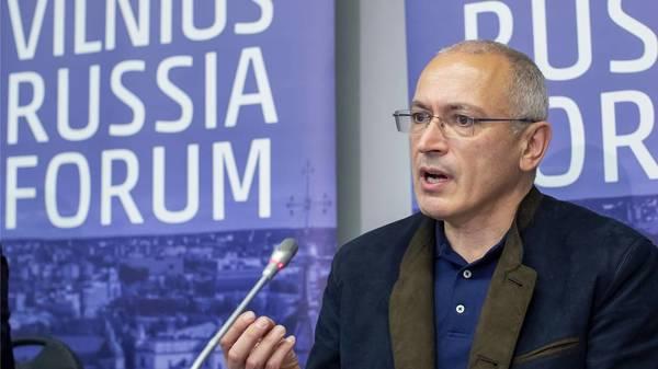 """Russland: Michail Chodorkowski warnt vor Wahlbetrug – """"Putin spuckt auf die Duma-Wahl"""""""