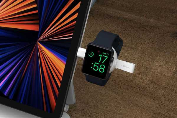 Get a wireless charger that complements your Apple Watch