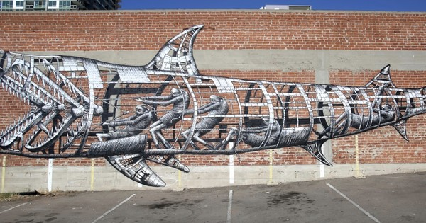 Ambitious Sea Walls Santa Cruz mural project 'going to change the town forever'