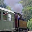 FOTOGRAFÍA --- Locomotora Aurrera