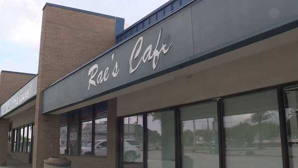 Court hearing scheduled for Wednesday on whether Rae's Cafe can reopen