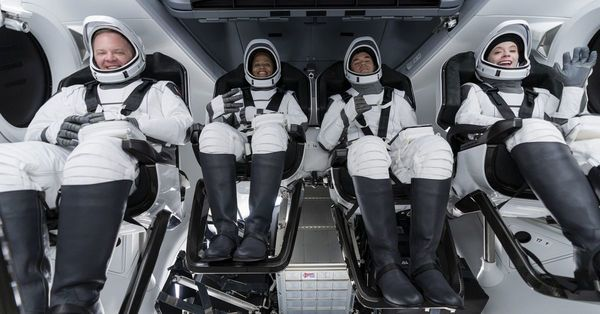 SpaceX is about to send its first crew of private citizens to space - The Verge