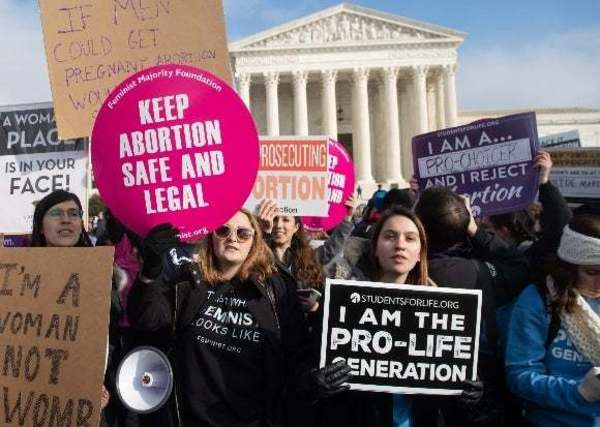 Abortion providers warn of 'chaos' if Supreme Court overrules Roe v Wade   TheHill