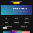 Twitter Header Studio - Easily create your Twitter header in no time |