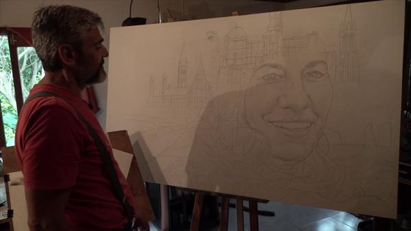 Nieuwe Meesters: de gezichten achter het kunstwerk | © NTR