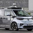 Volkswagen Nutzfahrzeuge testet autonom fahrende ID-Bullis in München