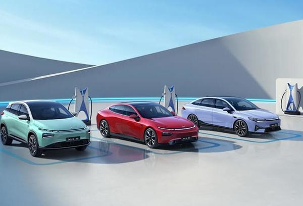XPeng says its supercharging stations reach 400 - CnEVPost