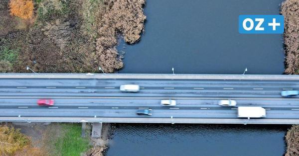 Vorpommernbrücke in Rostock sackt weiter ab: Wie die Stadt jetzt darauf reagieren will